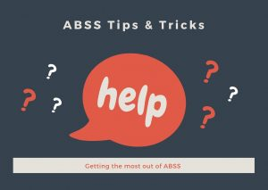 Getting the most out of ABSS